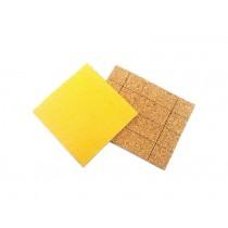 Коркові підкладки на скло-пакет